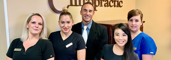 Team at Intracoastal Chiropractic Clinic